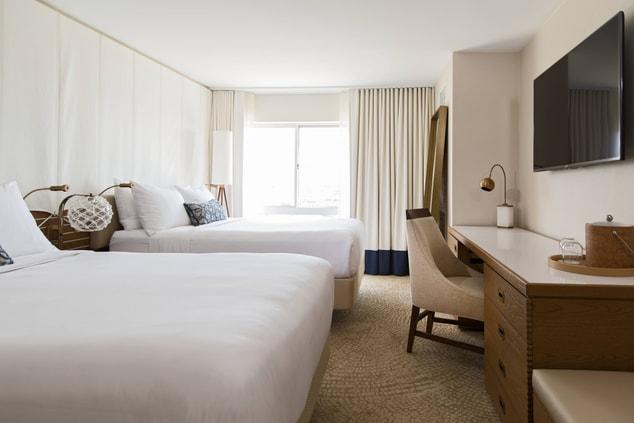 Newport Hotel Queen/Queen Guest Room