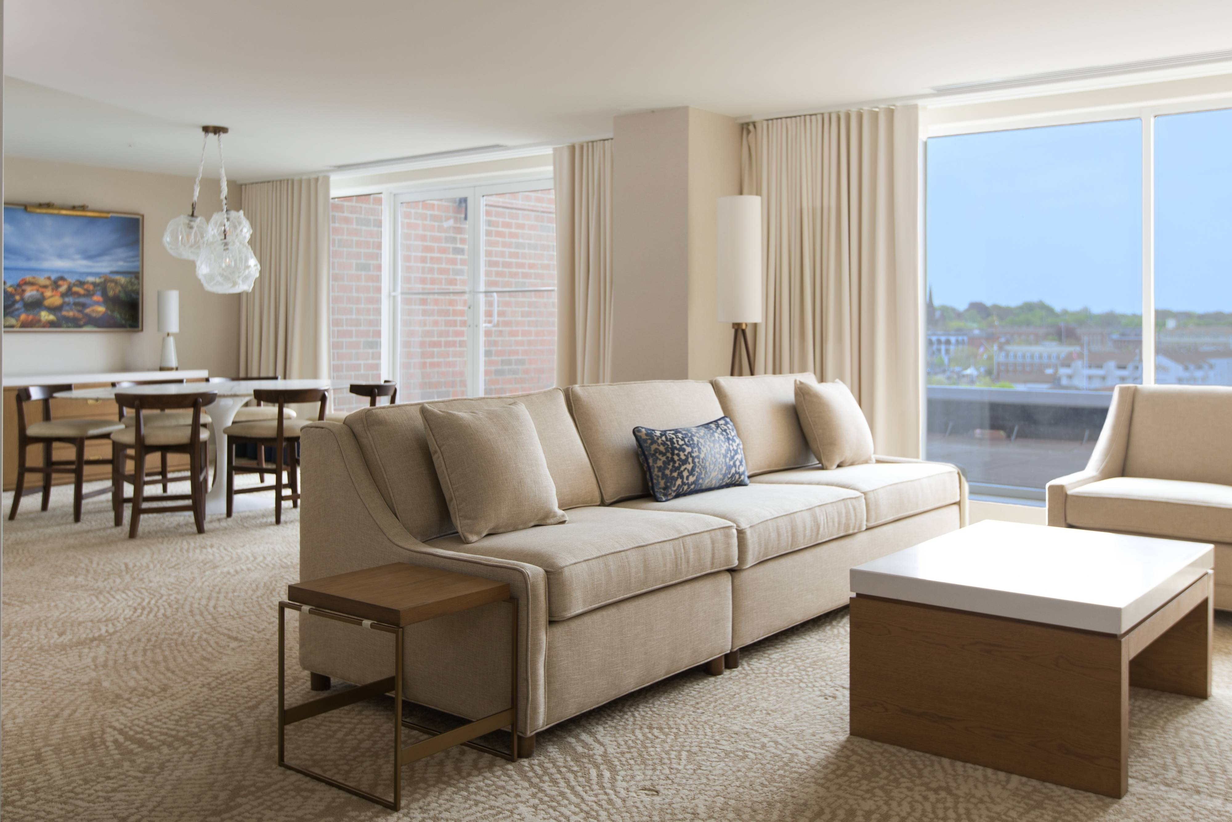 Newport Suite Living Area