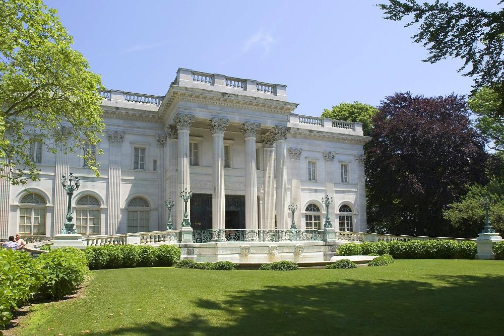 Newport, Mansions, Marble House