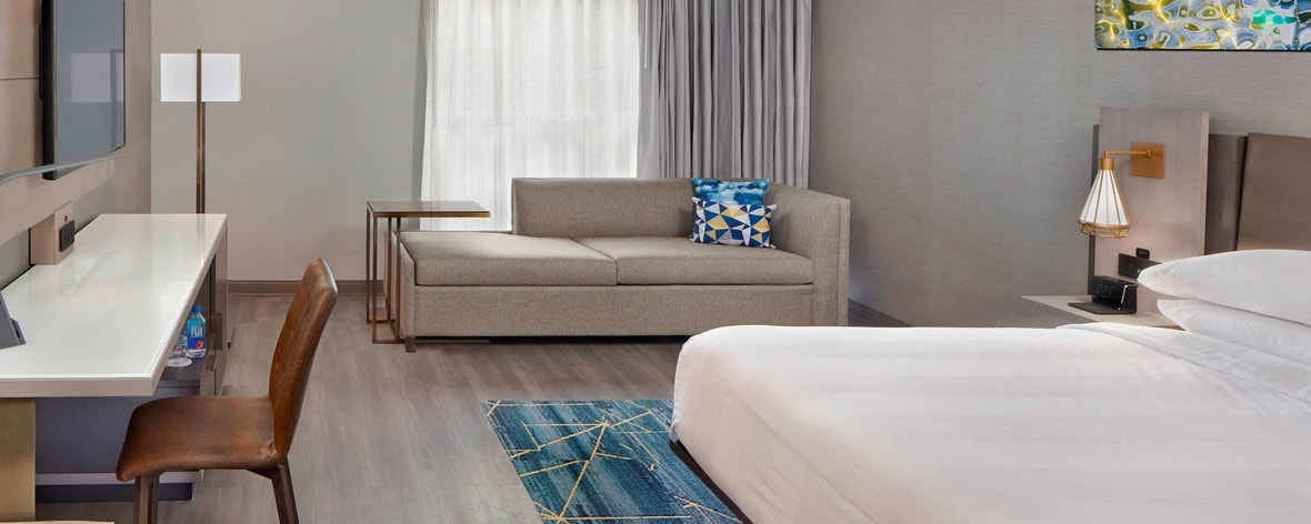 Downtown Hotels in Providence, RI | Providence Marriott Downtown