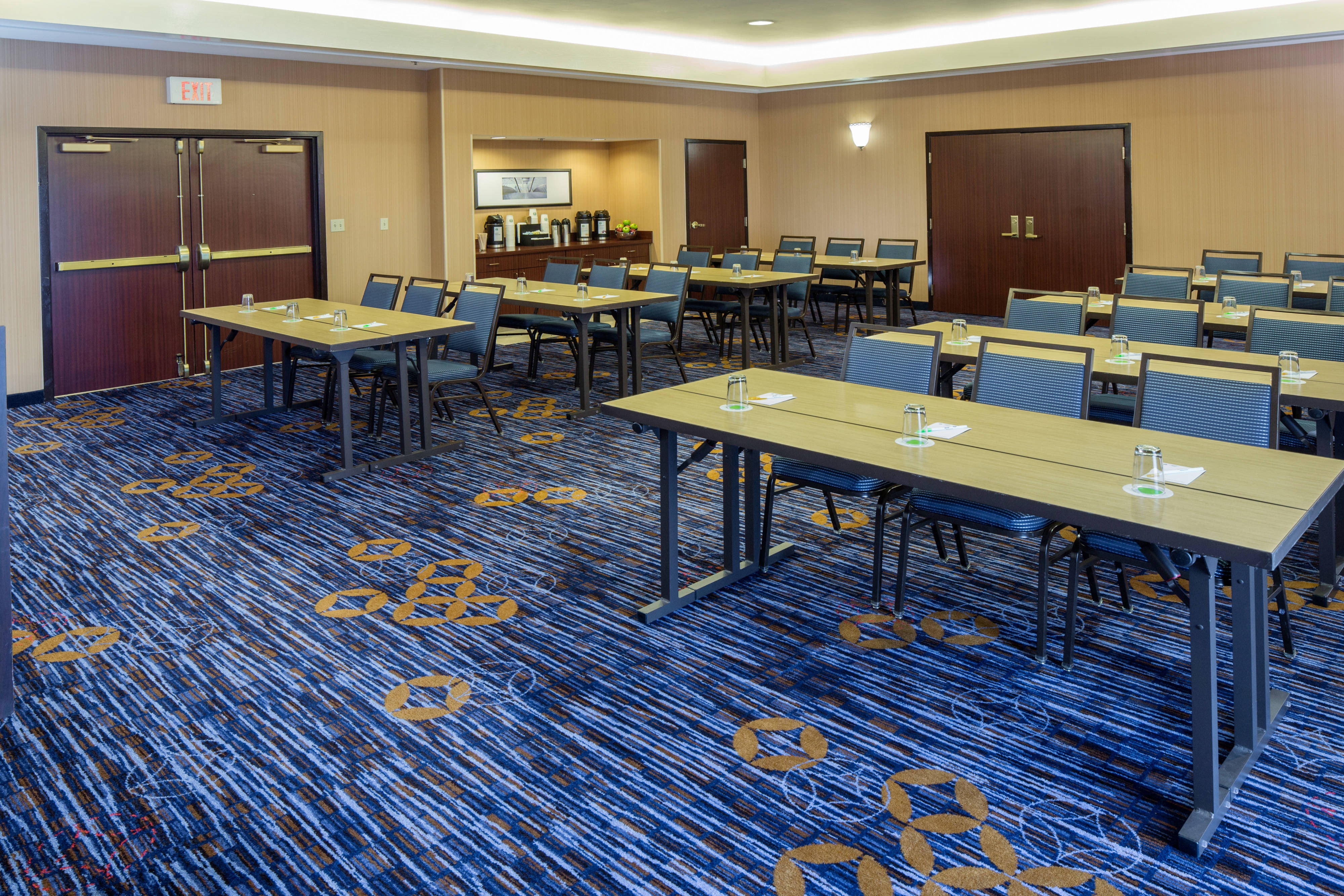 Boston Raynham Hotel Meeting Rooms A