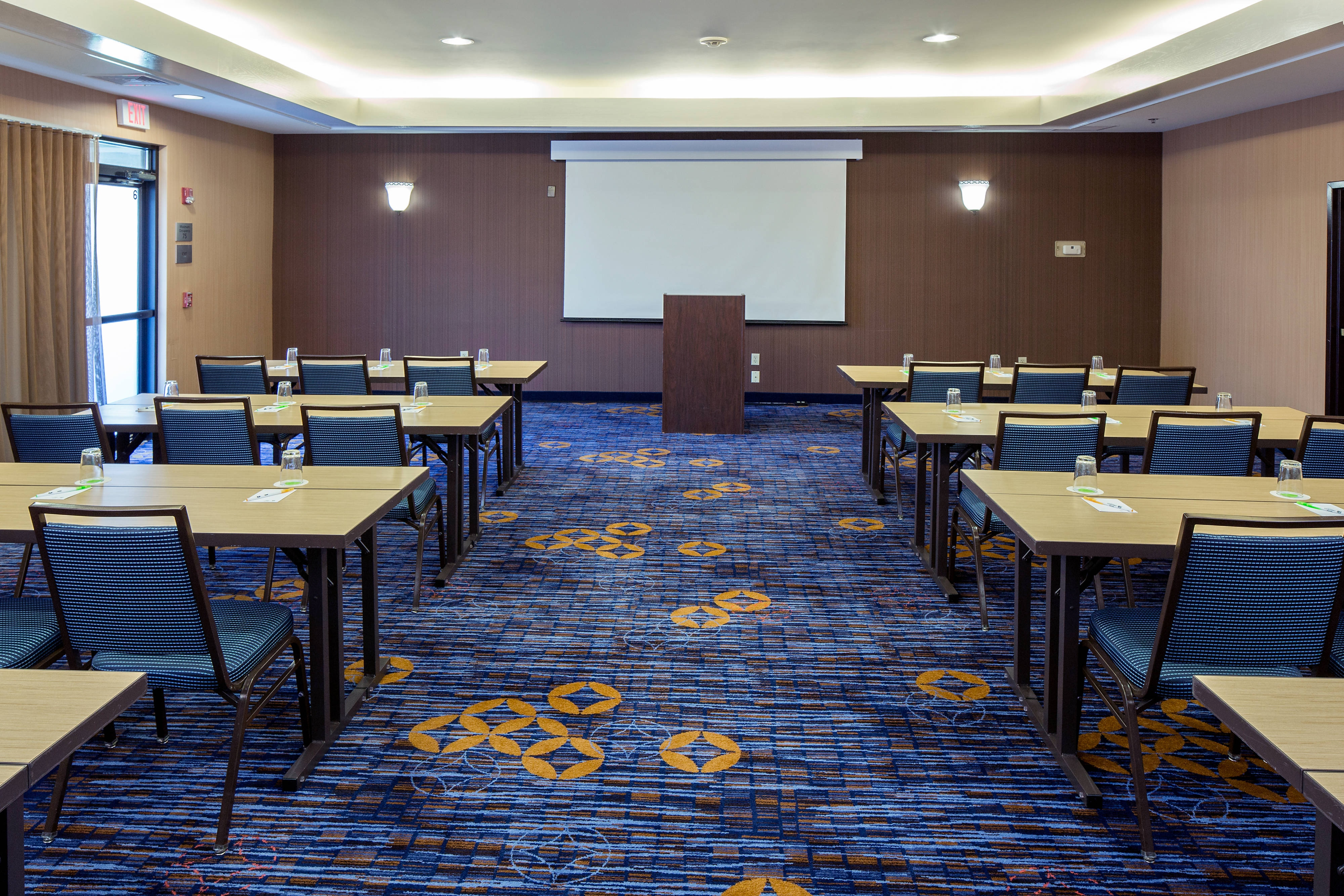 Boston Raynham Hotel Meeting Room A