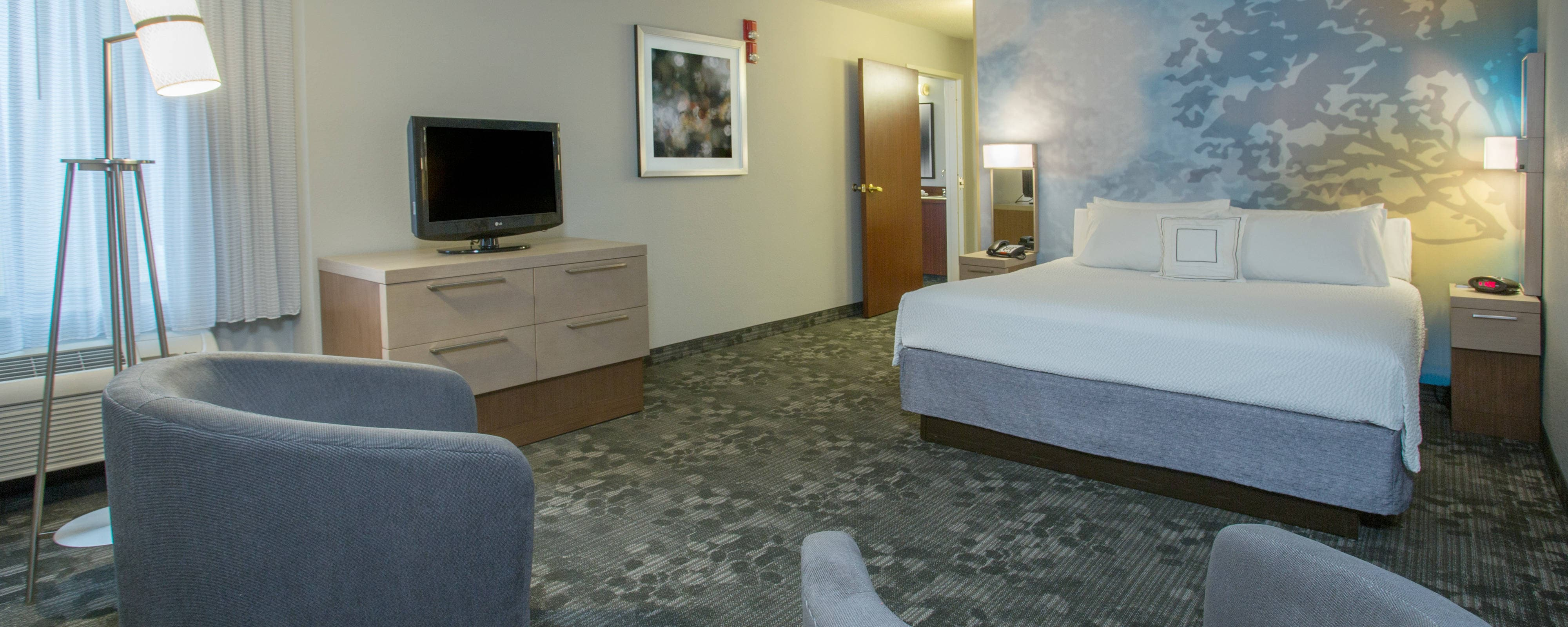 Boston Raynham Hotel King Suite