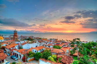 Hotel in Puerto Vallarta Mexico