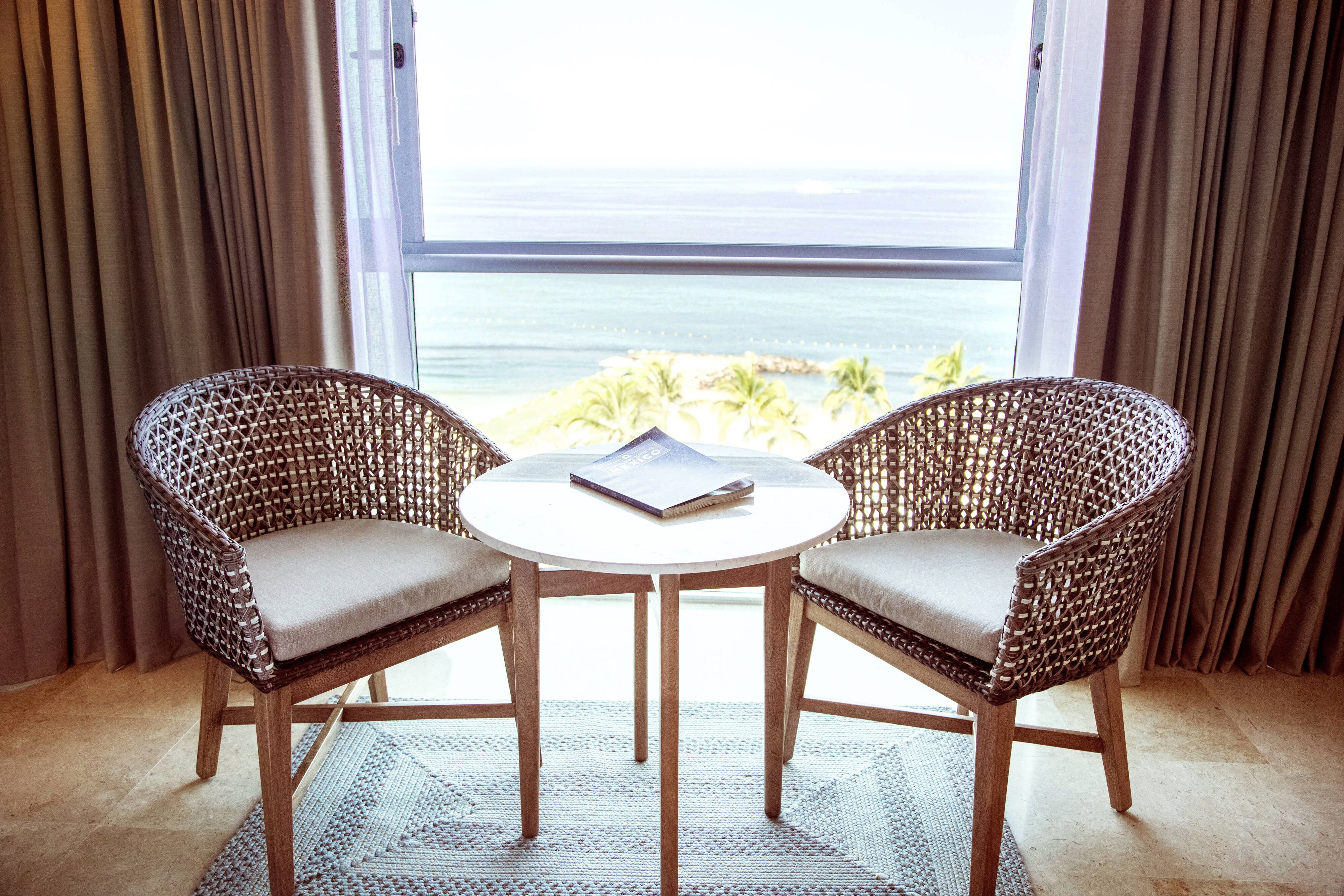 Double Grand Deluxe Ocean View Room