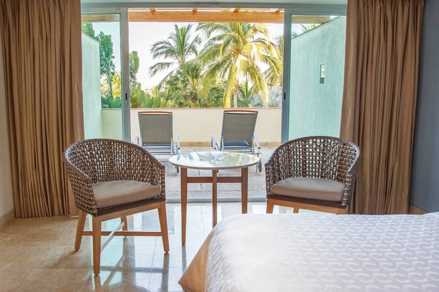 Guest Room Terrace
