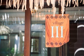 Decoración del Maiave Village