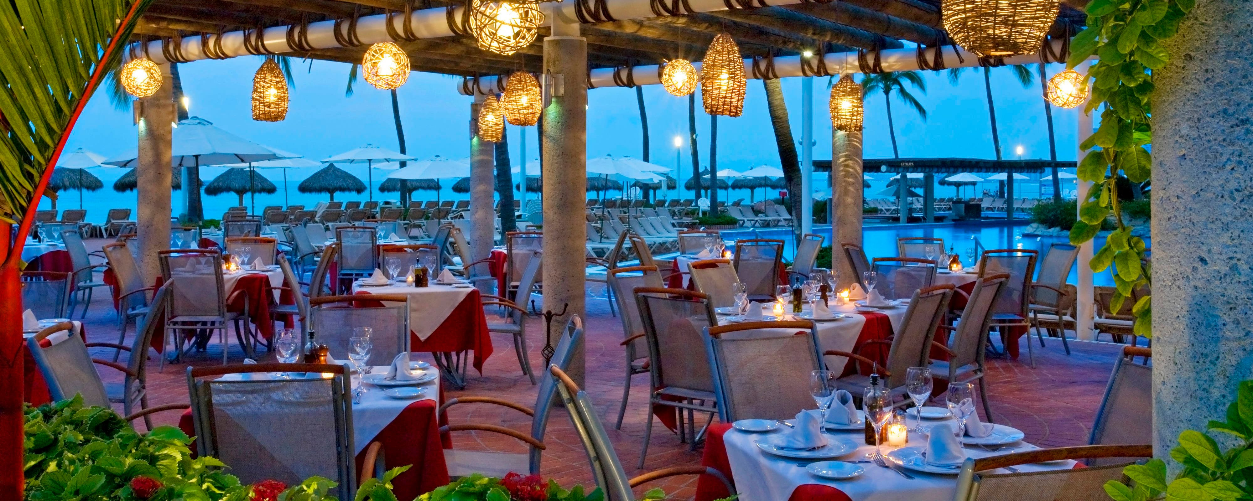 Restaurants in Puerto Vallarta with a View  Sheraton