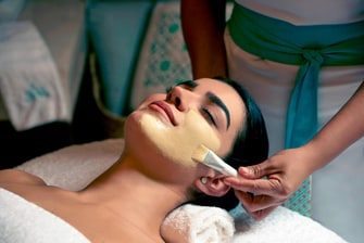 Spa Maiave, máscara facial