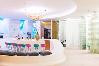 AWAY SPA - Recepción y Beauty Bar