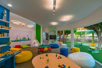 Club infantil familiar del Westin