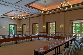 Astor Ballroom – U-Shape Meeting