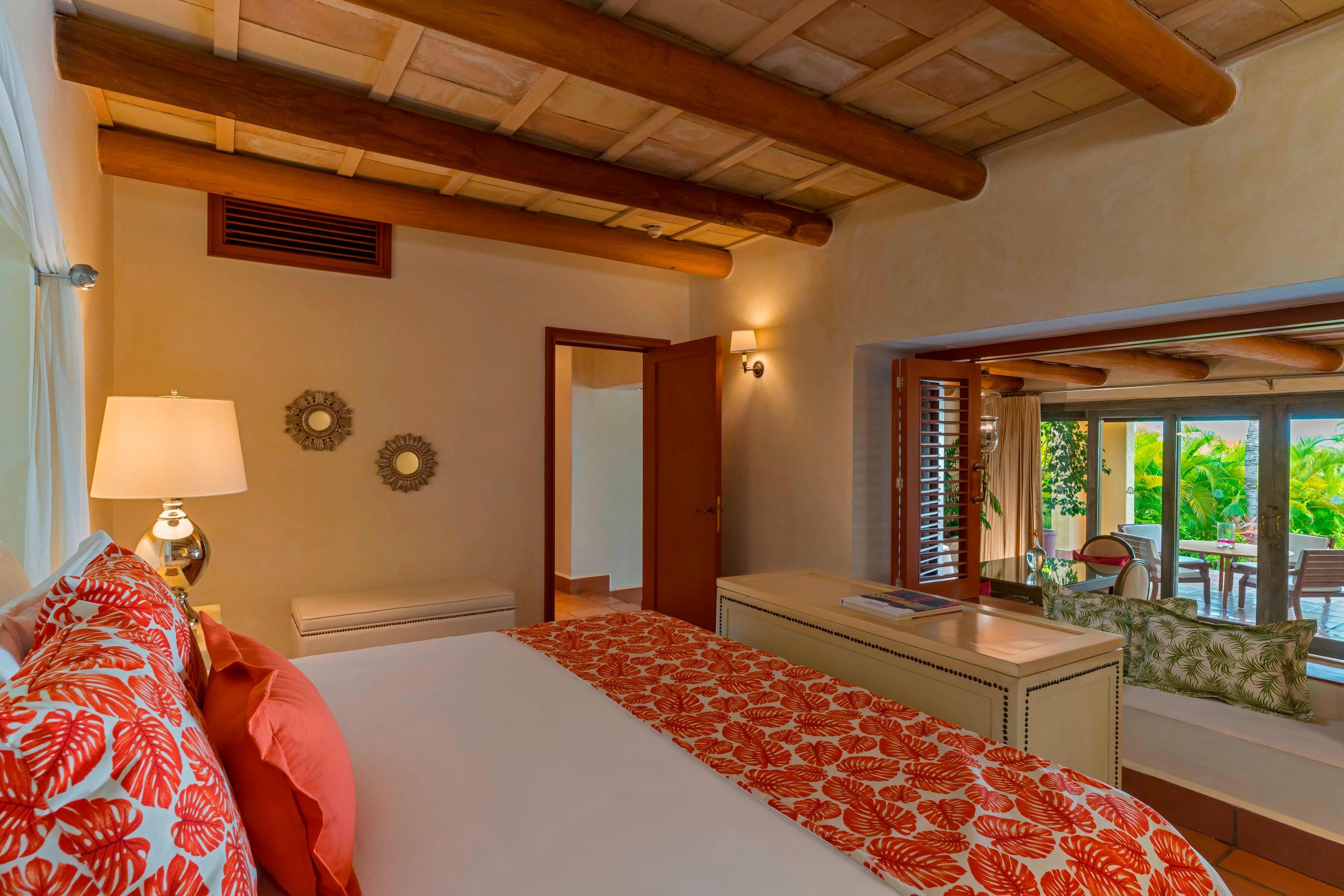 Deluxe Suite Garden - Guest Room