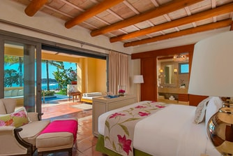 Three-Bedroom Beachfront Presidential Villa