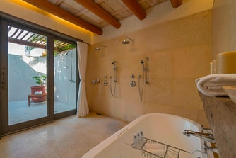 Luxury Villa Bathroom