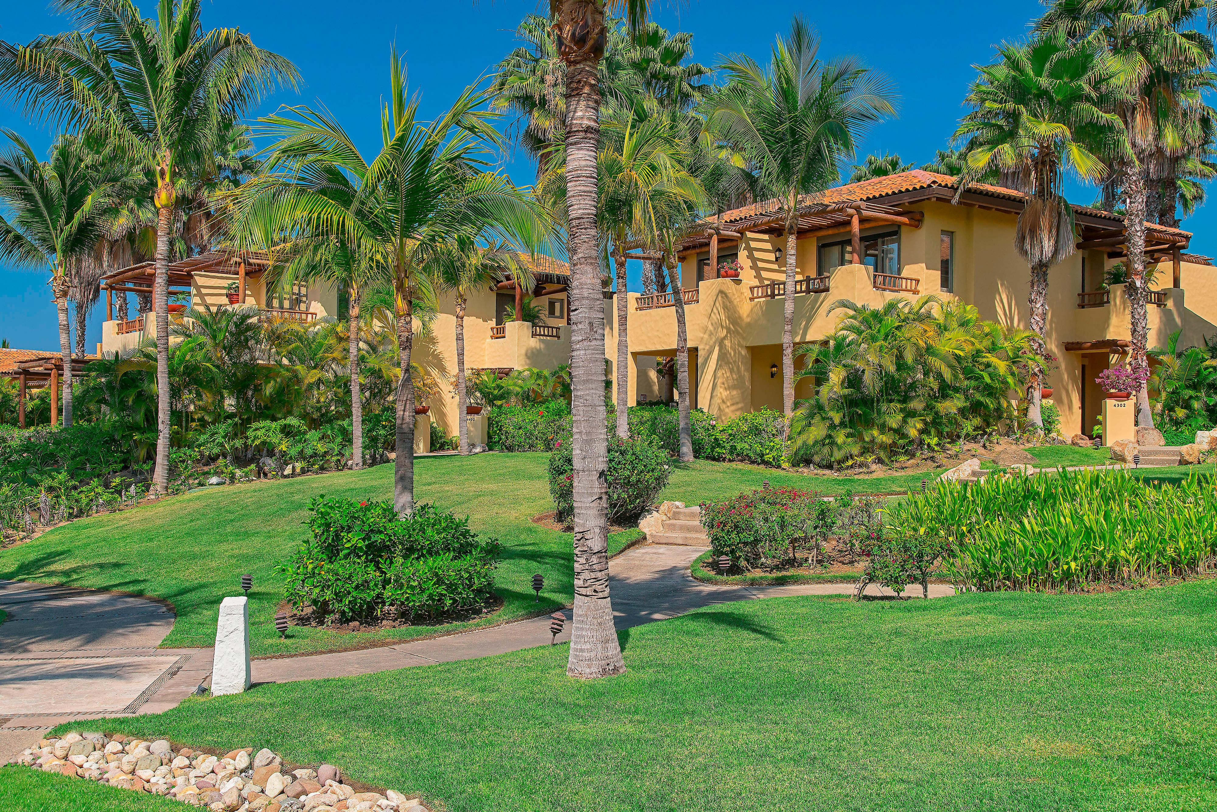 Villas Layout
