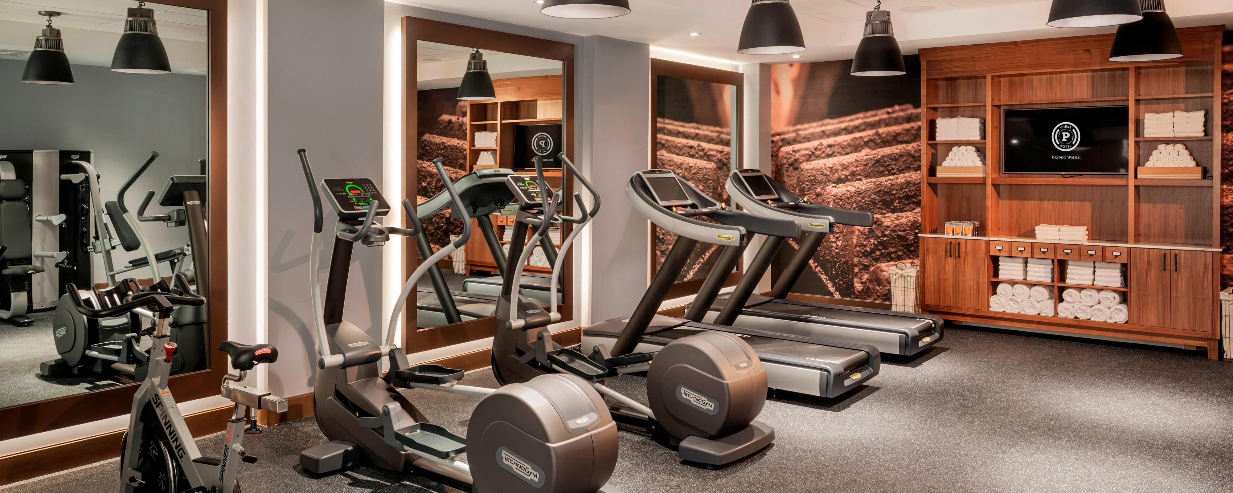 Fitness at The Press Hotel