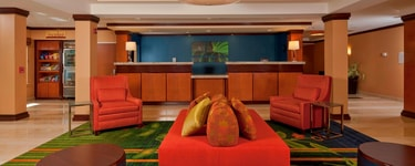 Fairfield Inn & Suites Brunswick Freeport