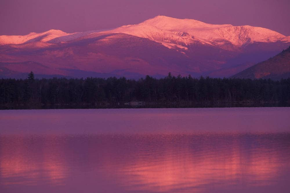Mount Washington Scener