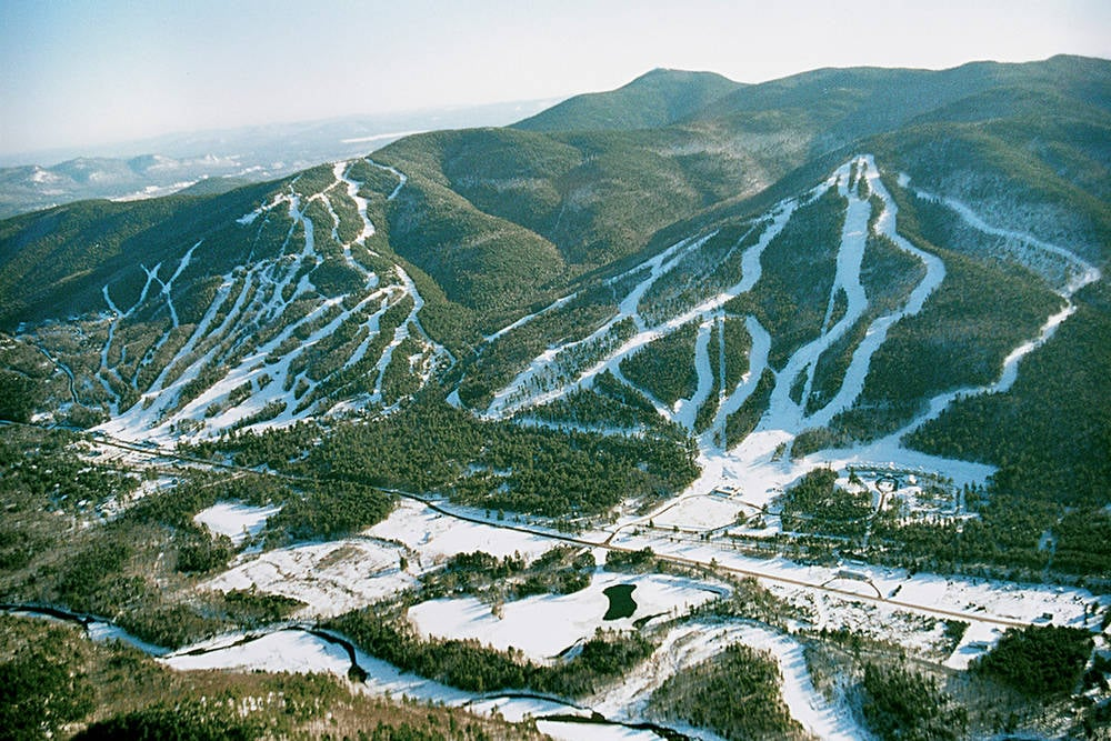 Attitash Mountain Resort Skiing