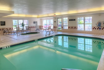 Hotel photos residence inn portland scarborough photo gallery for Indoor swimming pool scarborough