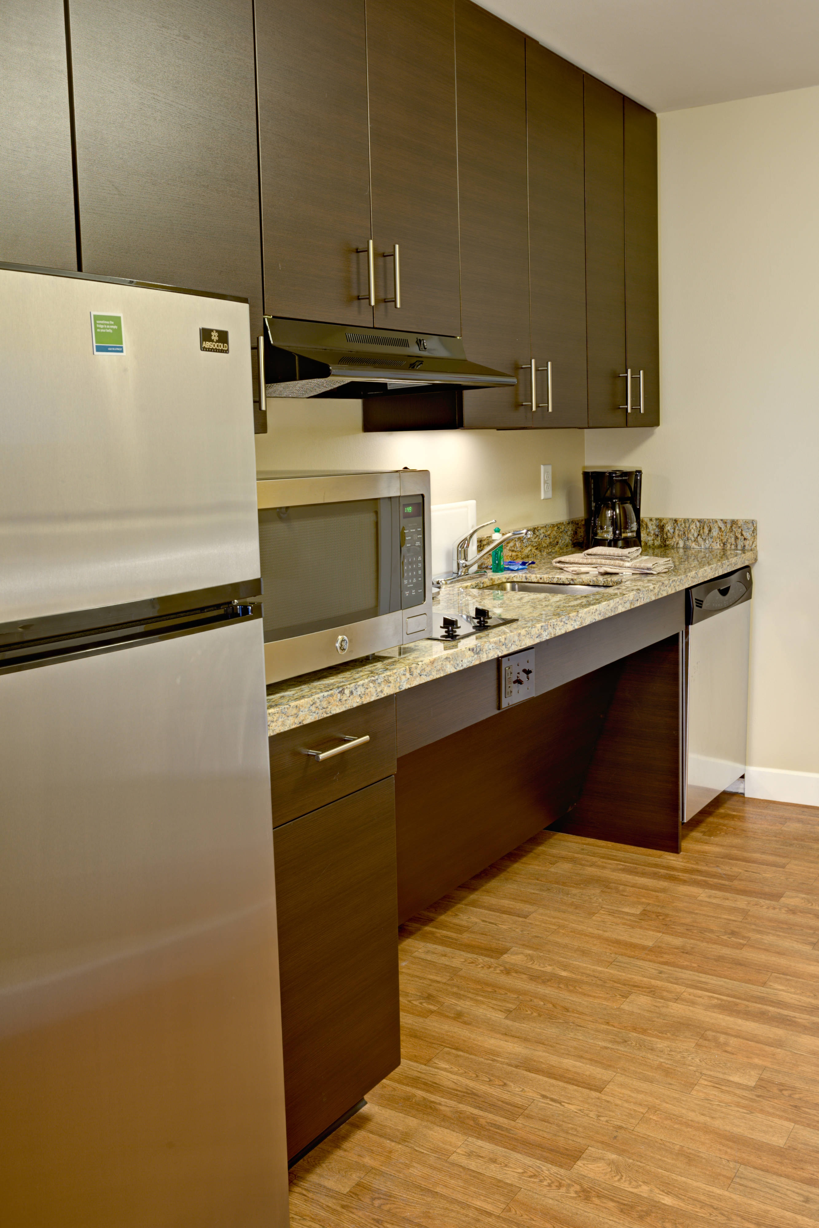 Fully Equipped Kitchen - Accessible