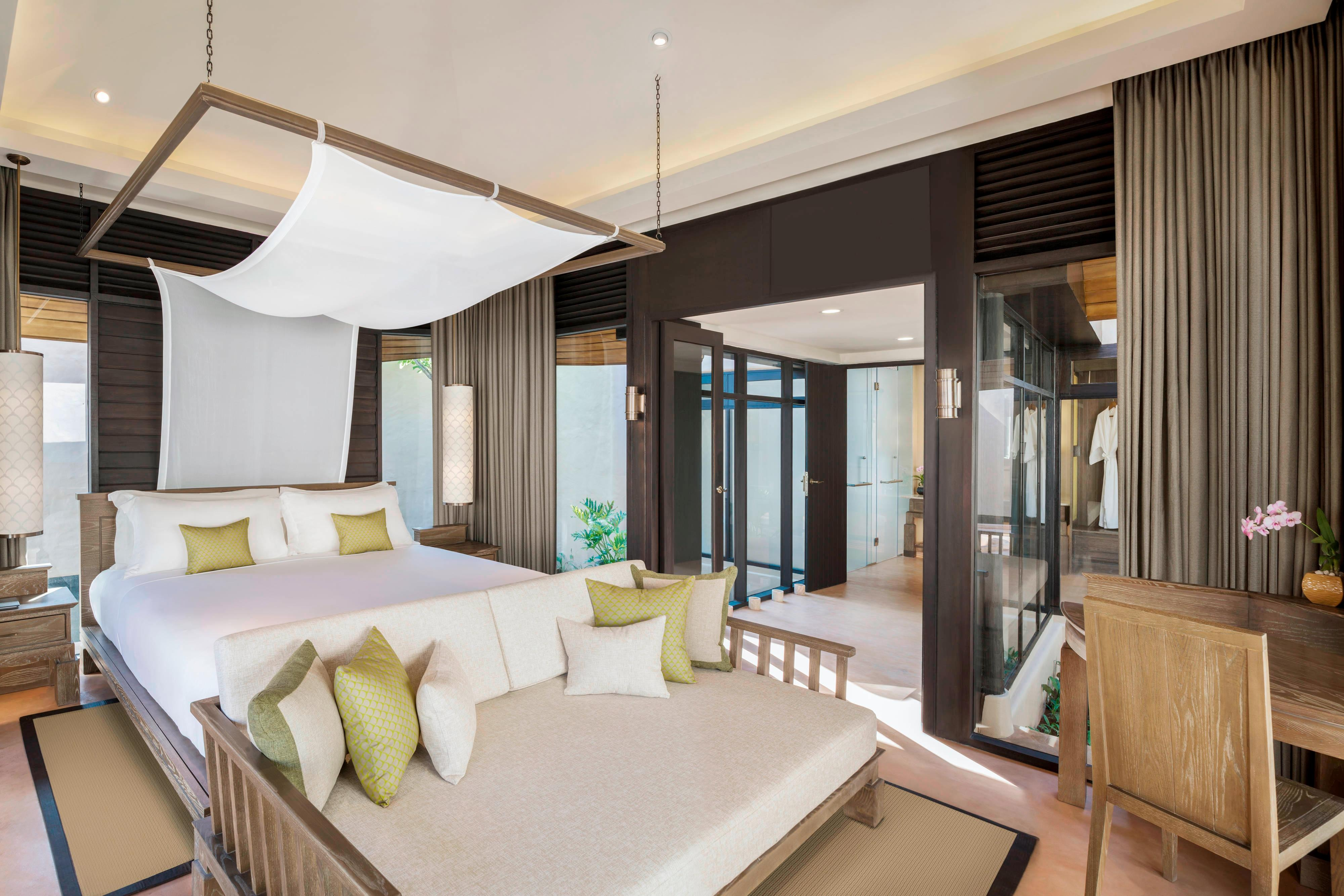 King Grand Deluxe Terrace Guest Room