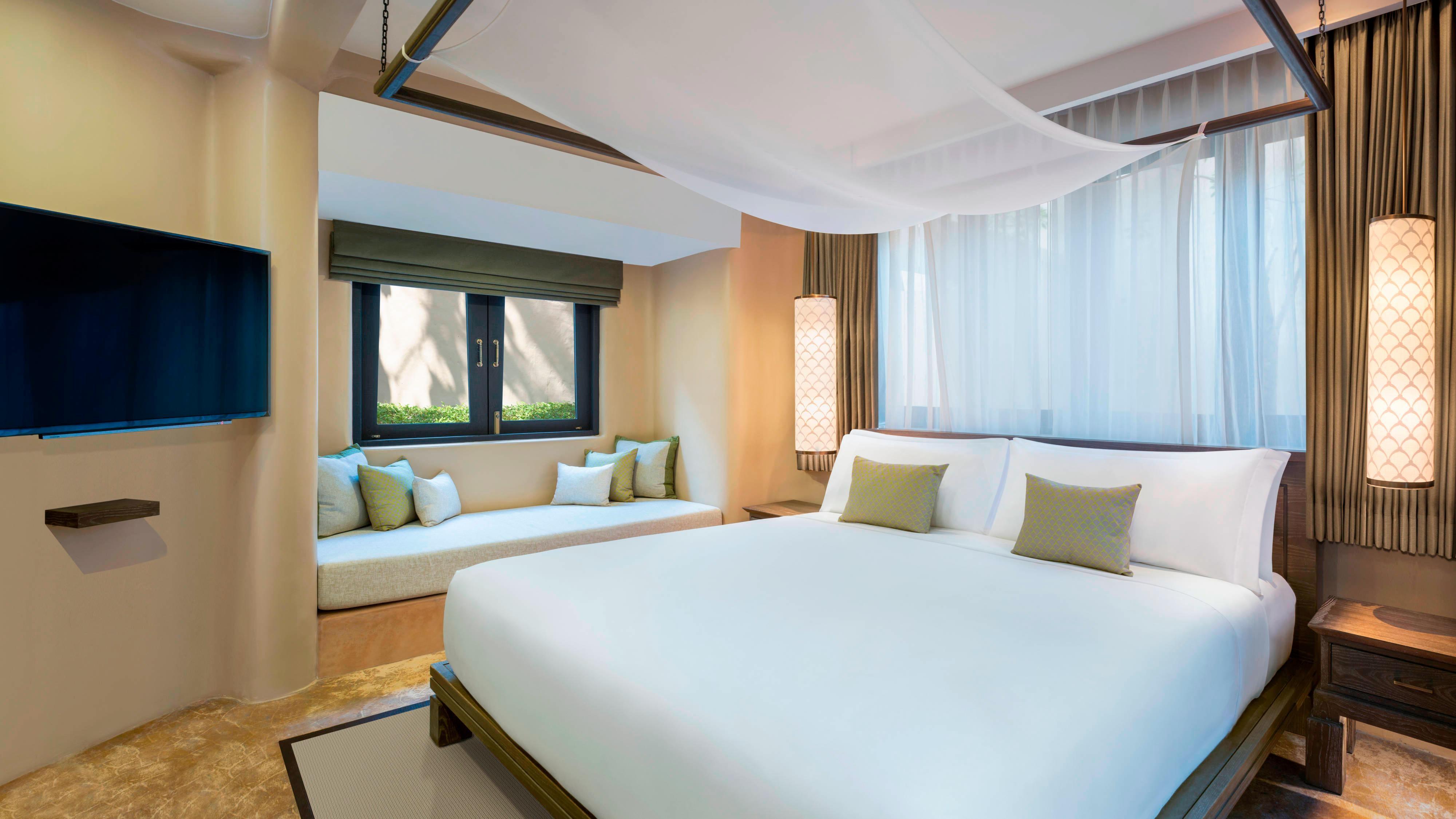 Luxus Suite mit einem Schlafzimmer