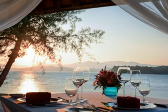 Private Dining Sala Sunset