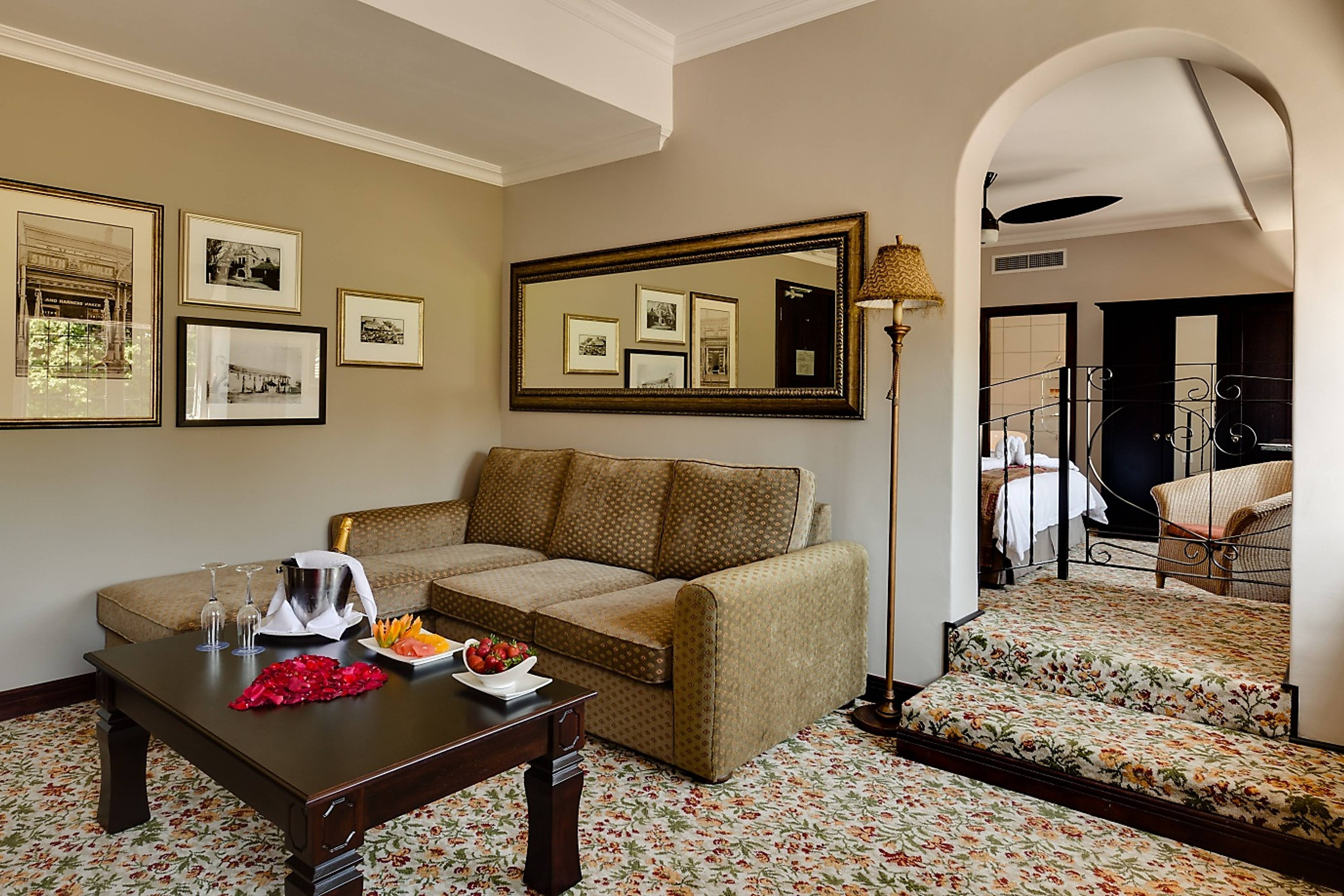 Presidential Suite – Lounge