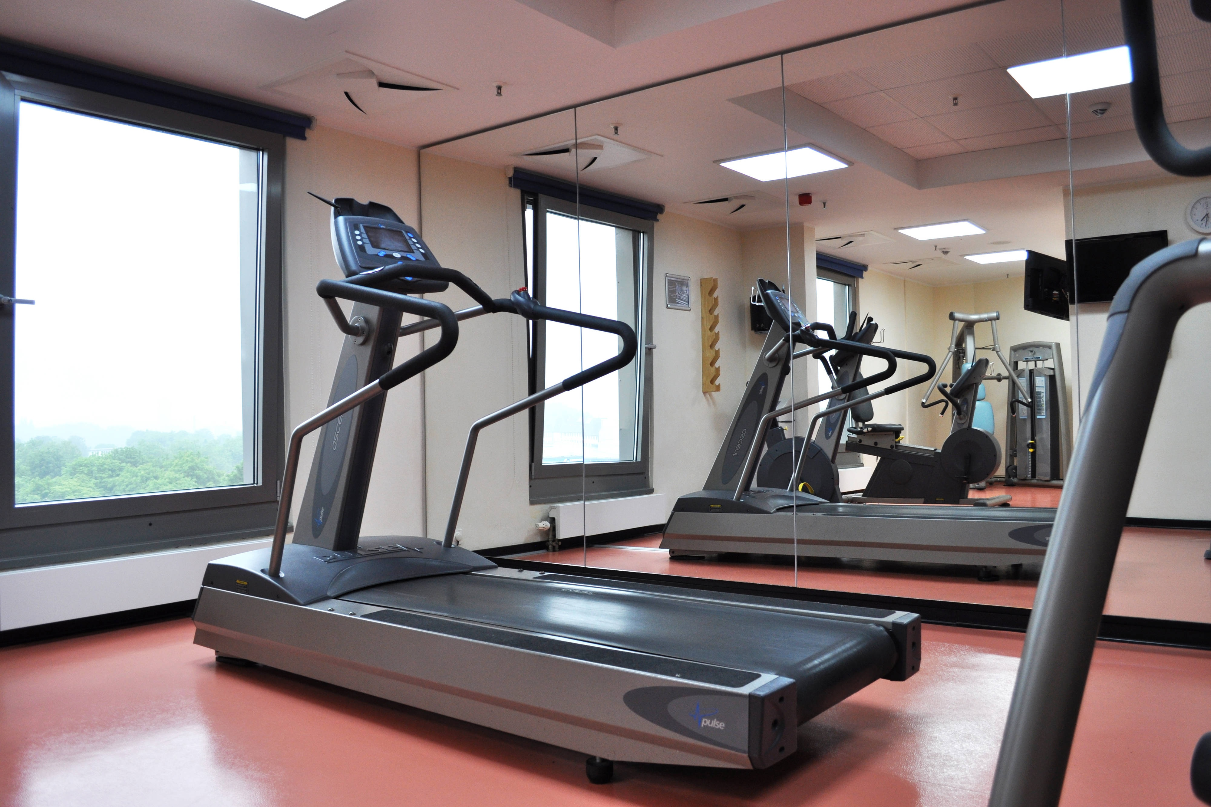 Fitnesscenter– Laufband