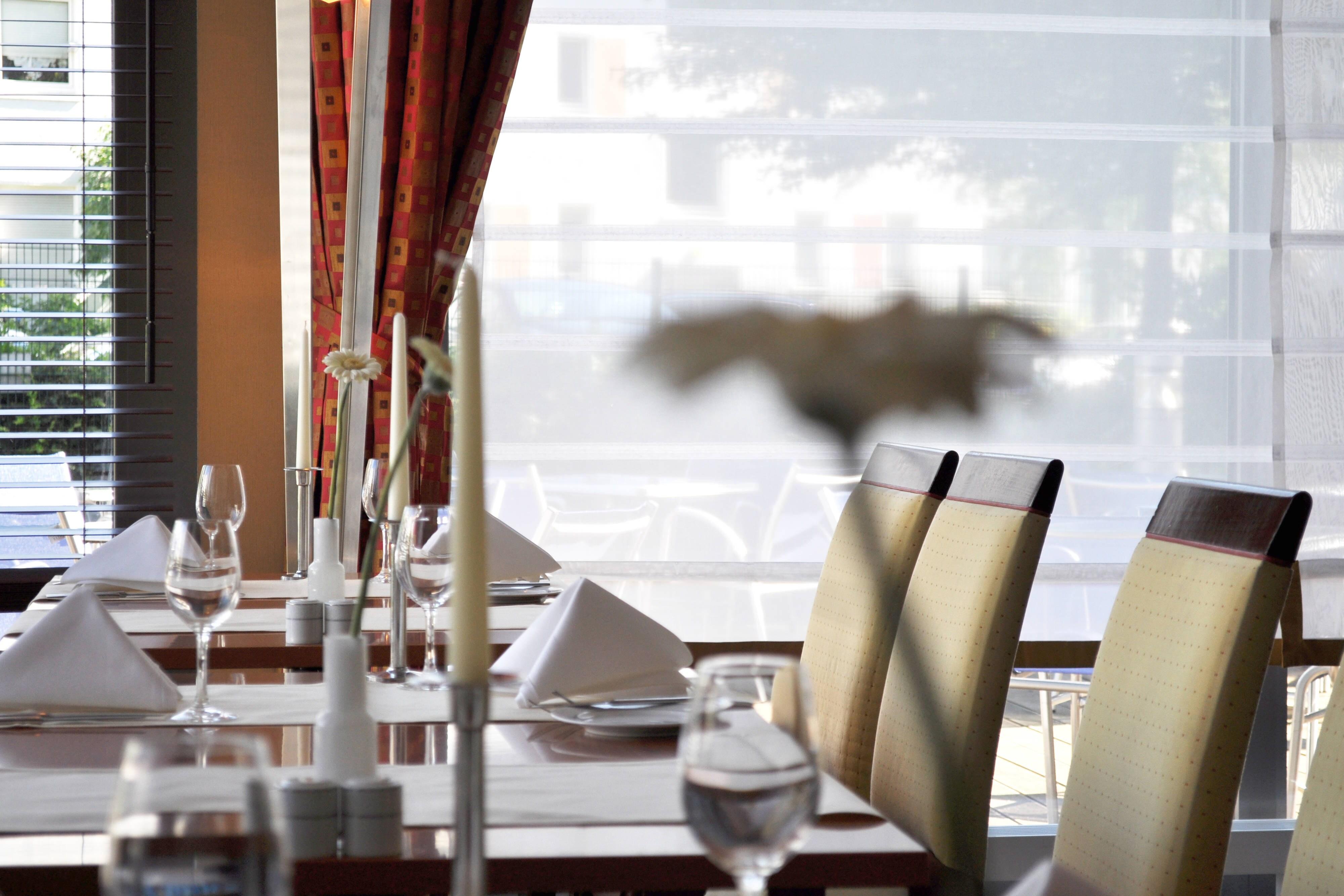 Sitzbereich im Restaurant Sutherland– Sitzbereich