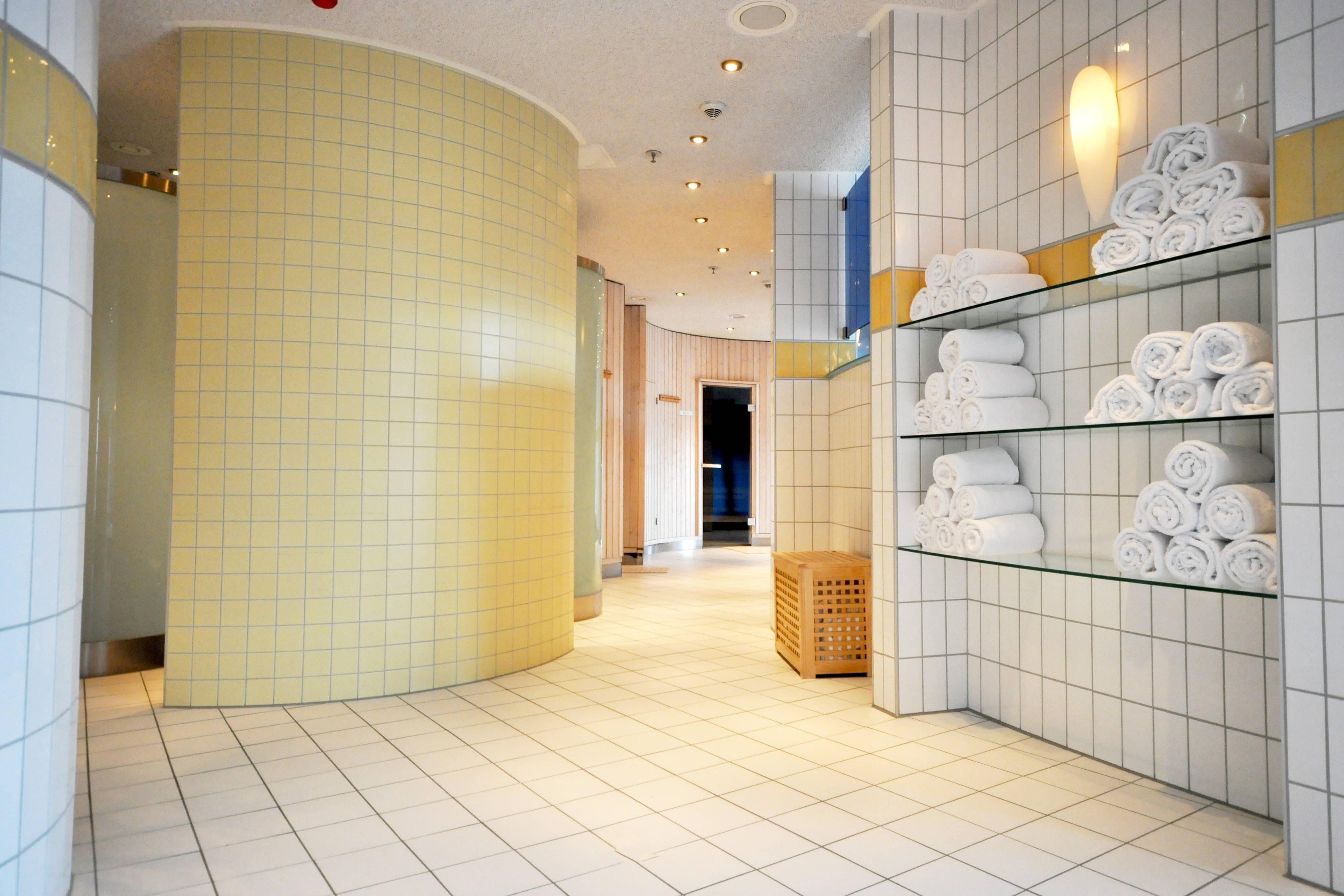 Sauna und Shower