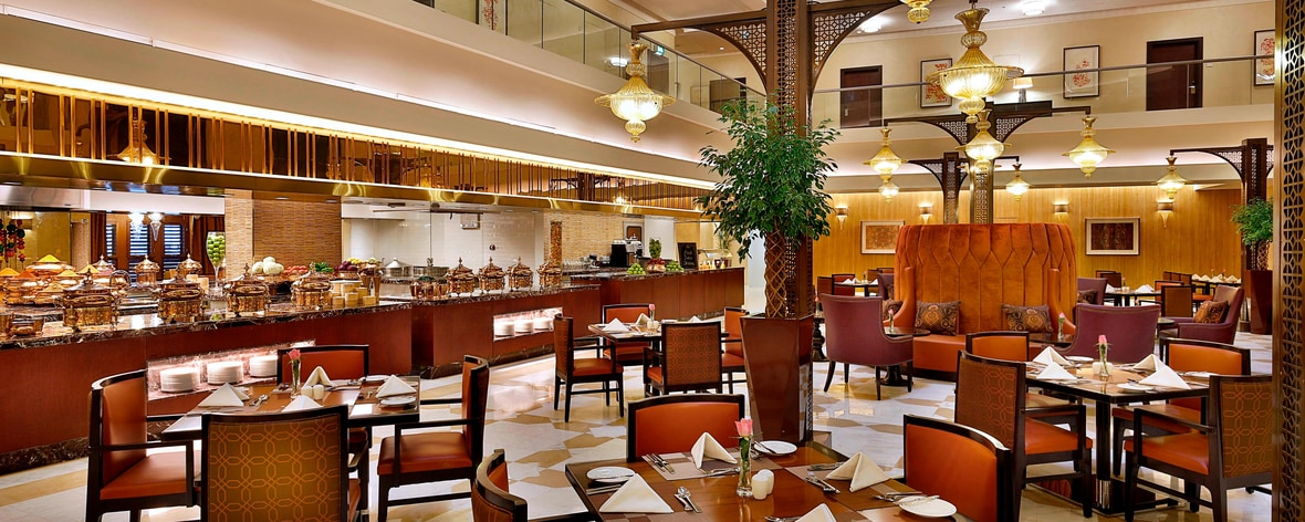 Marriott Makkah Restaurant