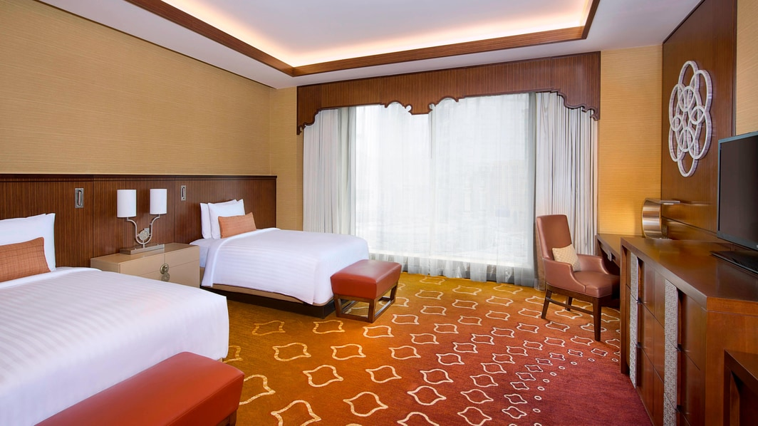 Marriott Makkah Rooms