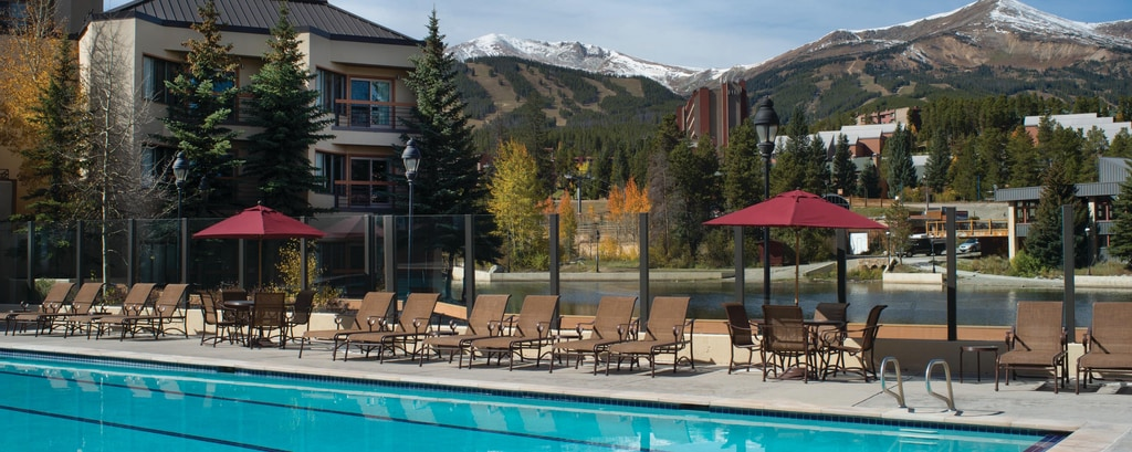 Downtown Breckenridge Resort Outdoor Pool