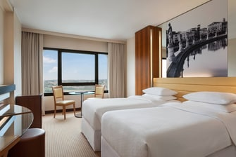 Twin Twin Executive Guest Room
