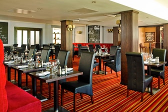 Restaurant im York Marriott