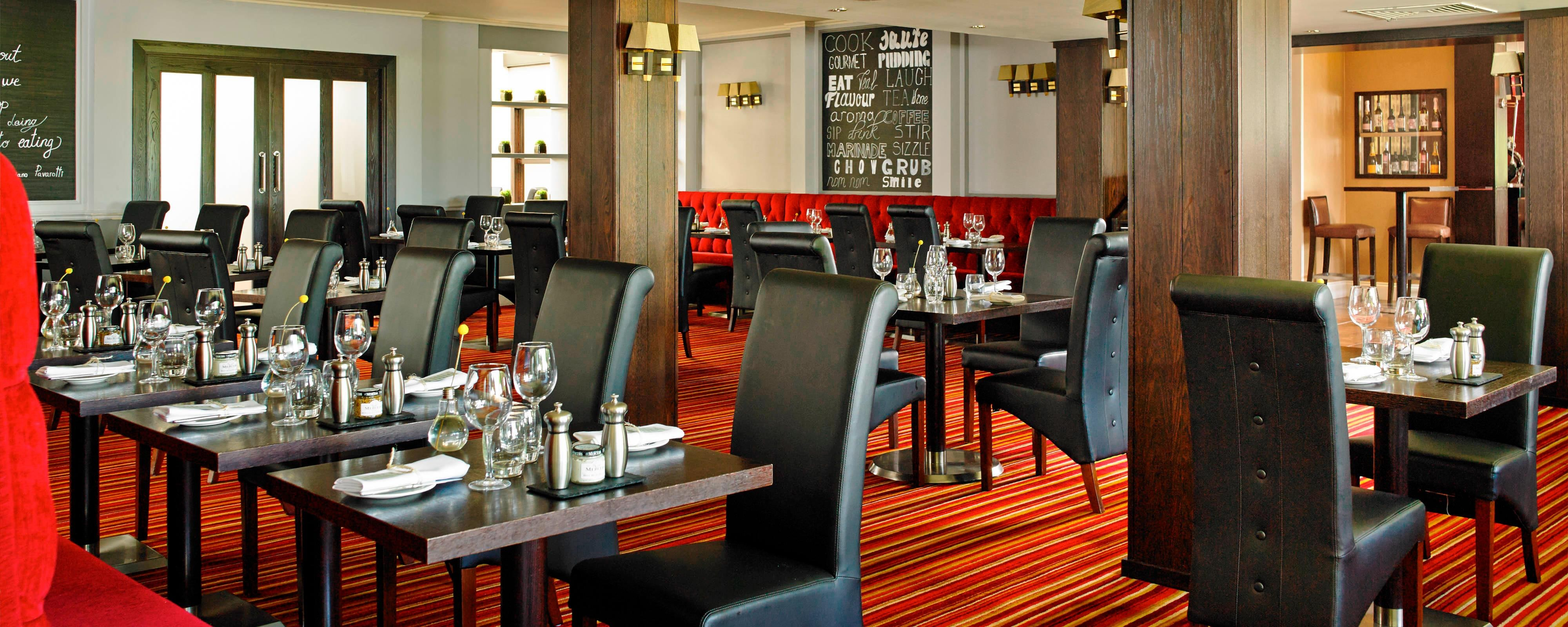 York Marriott Restaurant