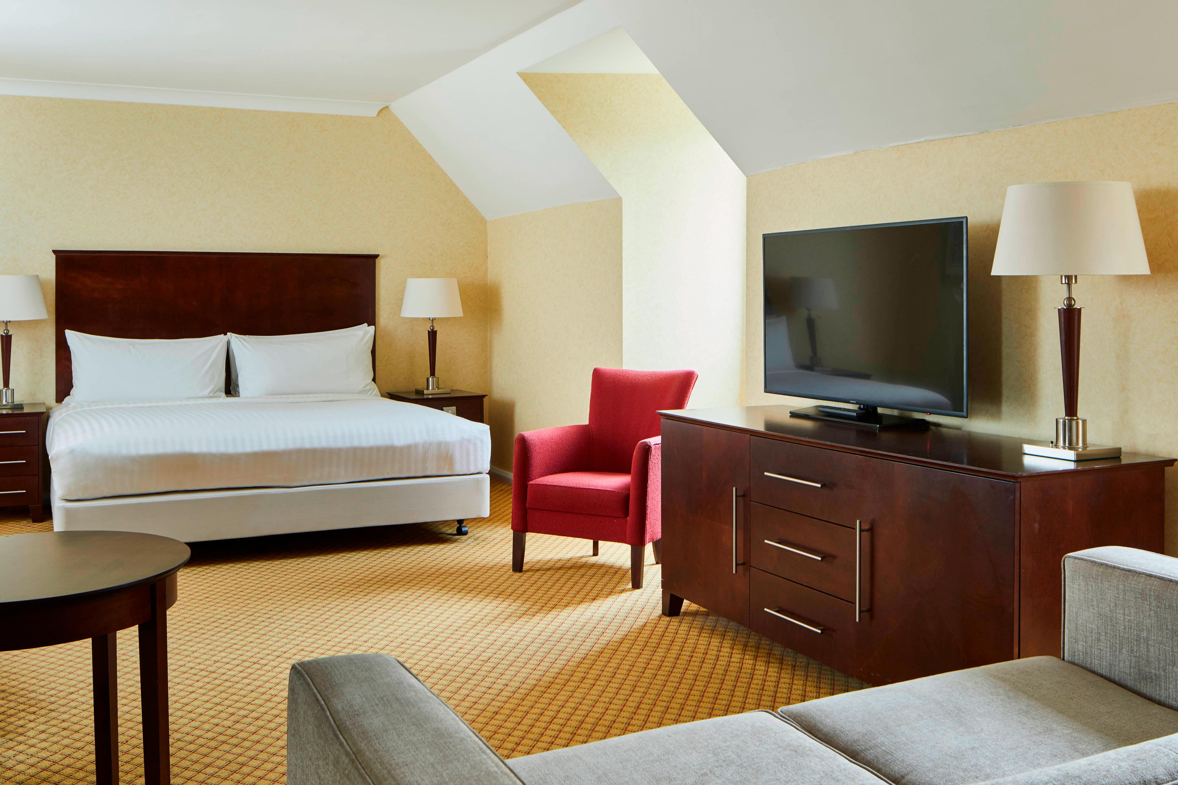 Superior King Guest Room