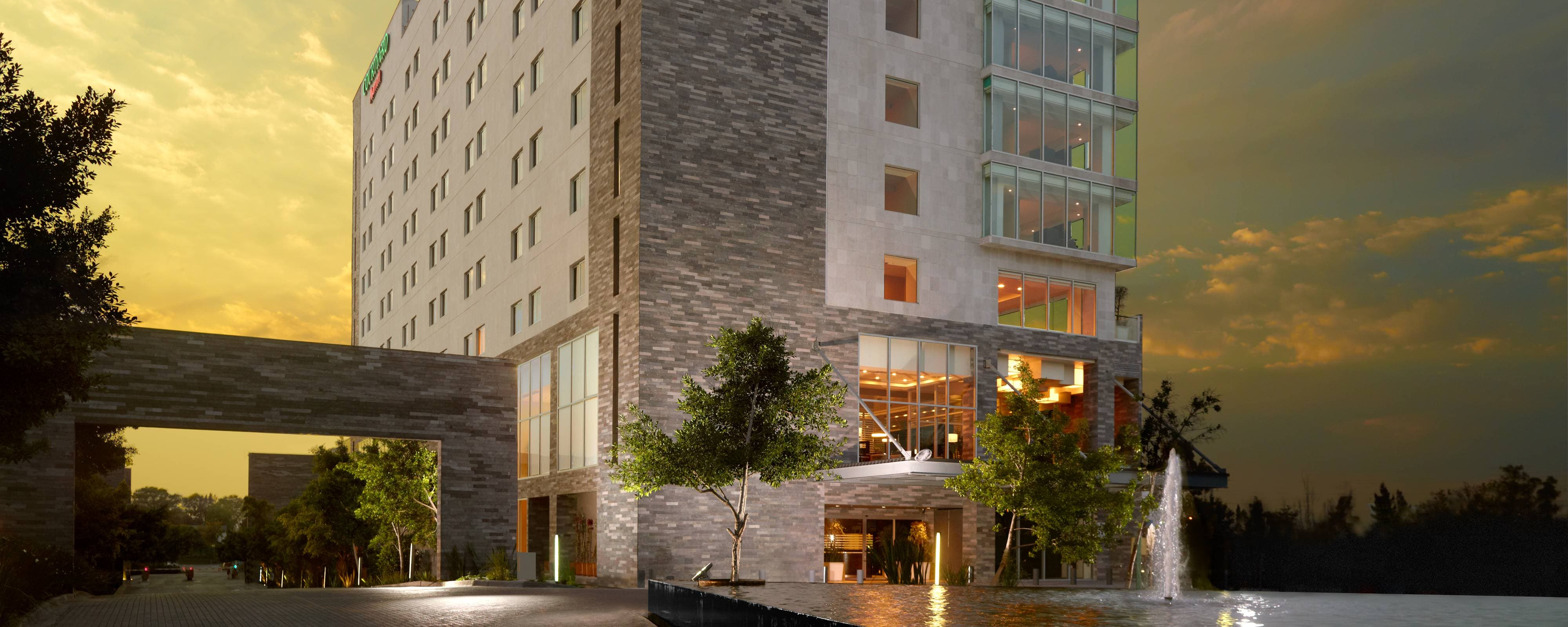 Hotel Courtyard by Marriott Querétaro