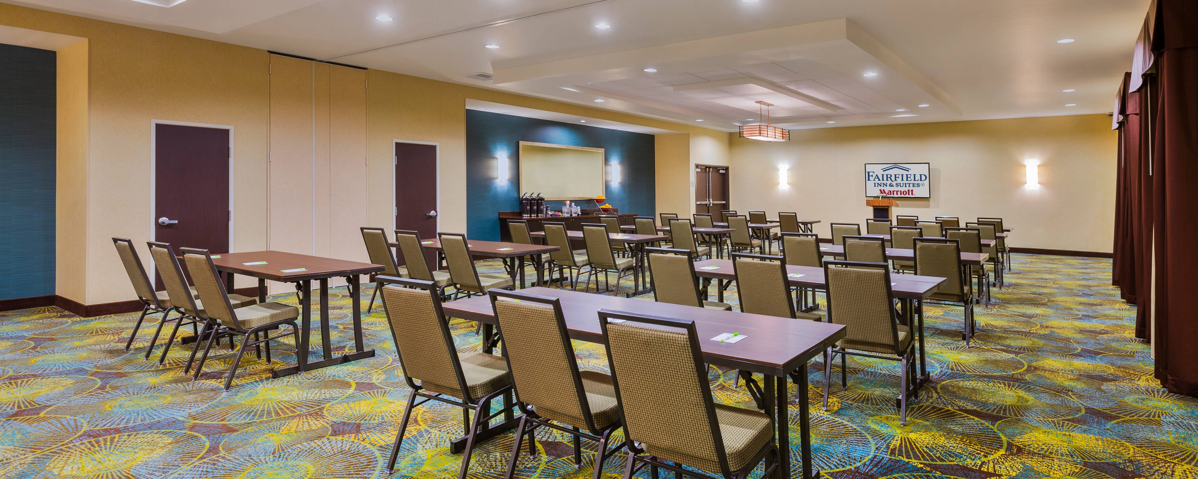 Fairfield Inn Norco Meeting Space