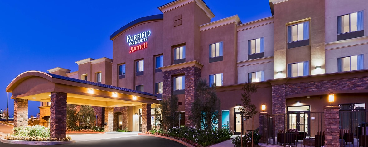 Fairfield Inn Norco Hotel