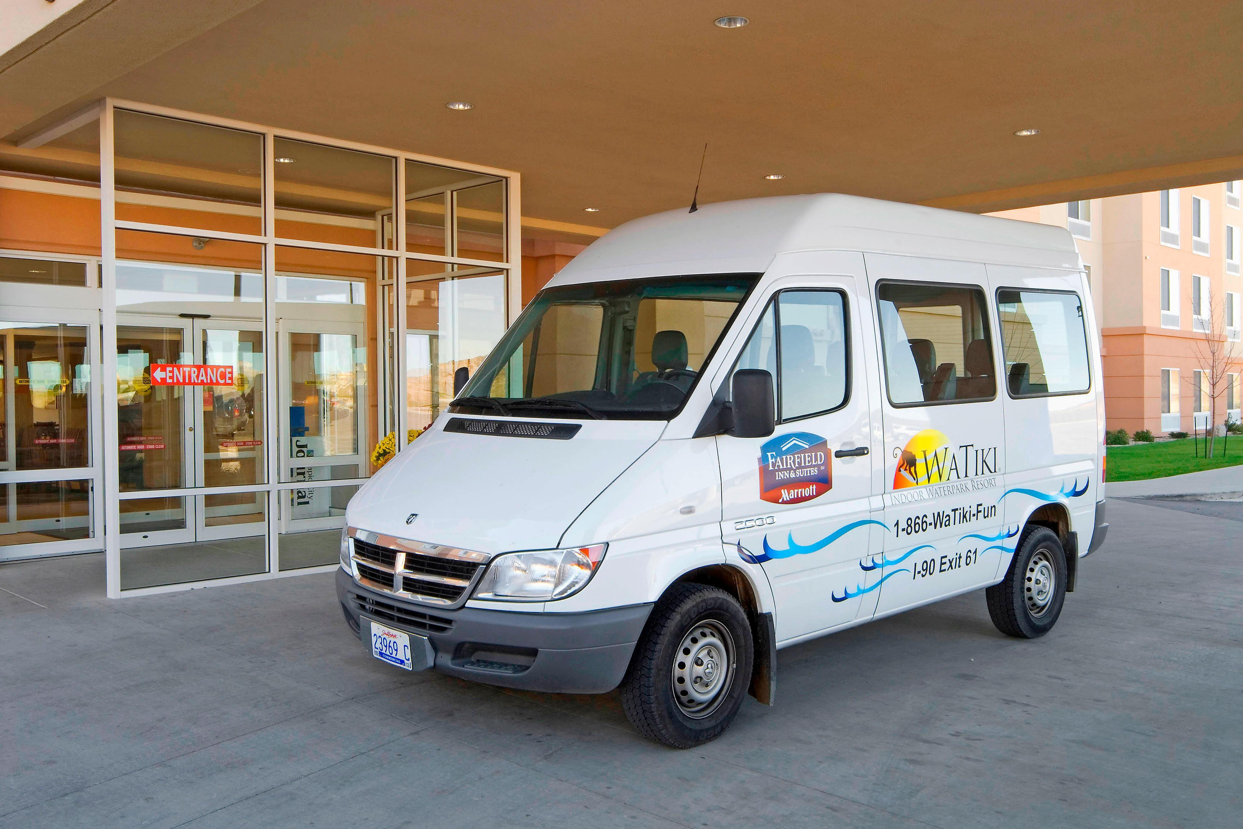Airport Shuttle Service