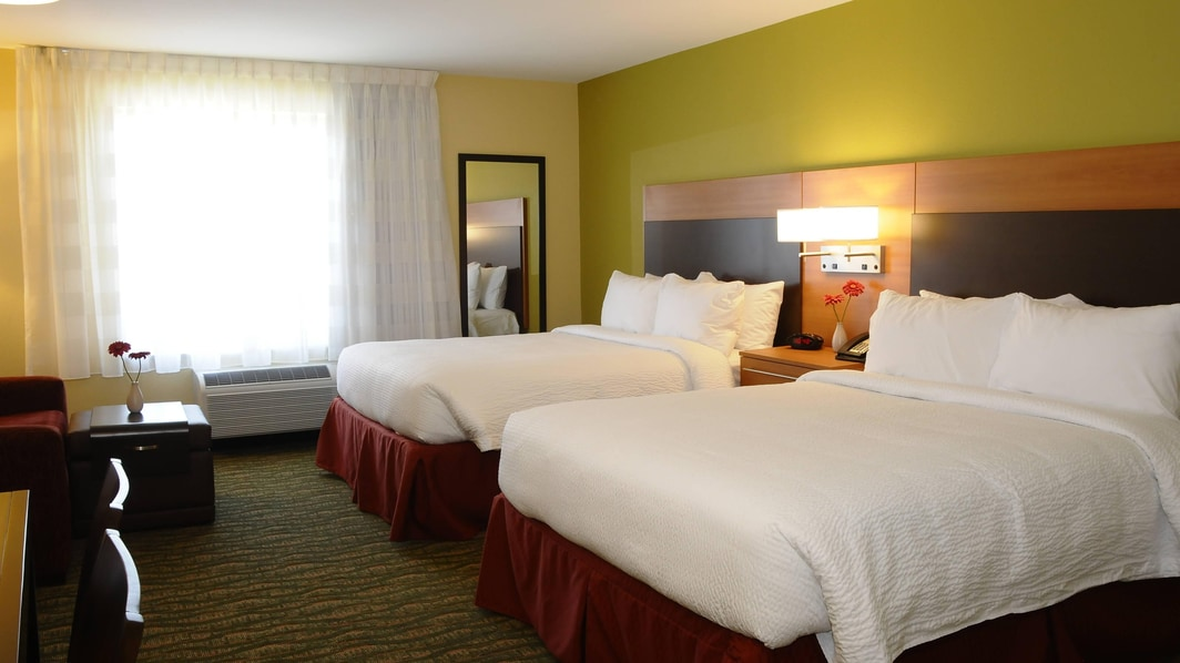 Suite mit Queensize-Bett im Redding TownePlace