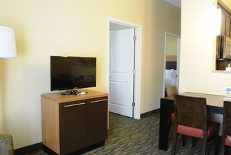 Redding TownePlace Suites Two Bedroom Suite