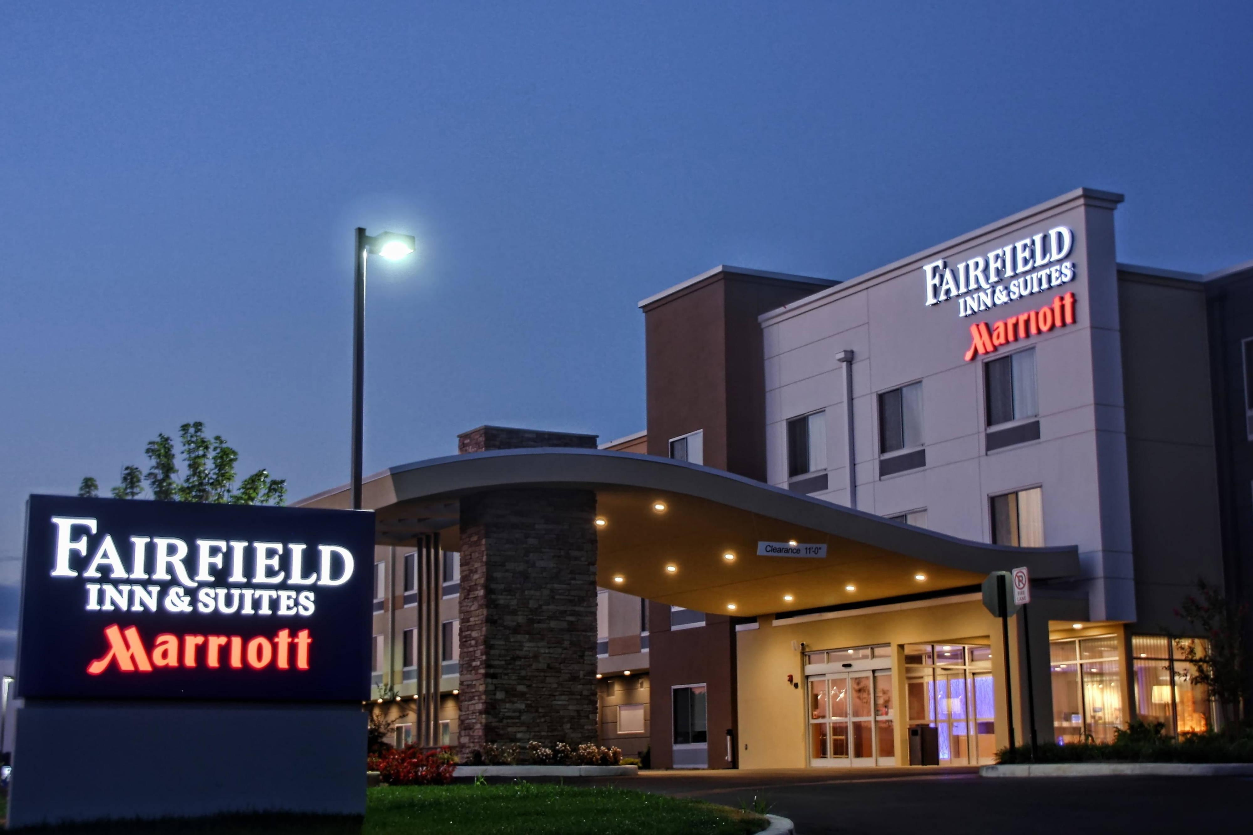 Fairfield Inn & Suites by Marriott Reading Wyomissing Exterior