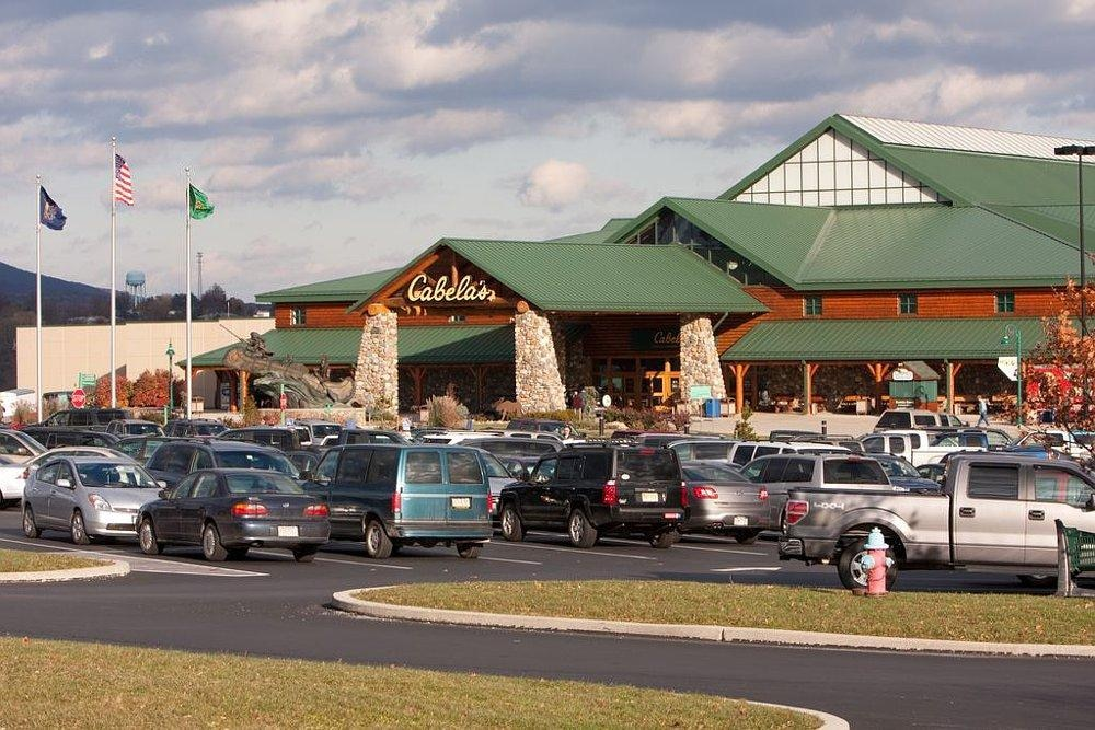Cabela's Store