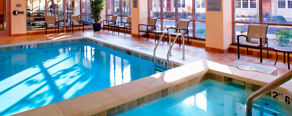 Reading Wyomissing Hotel Indoor Pool Gym Recreational Activities