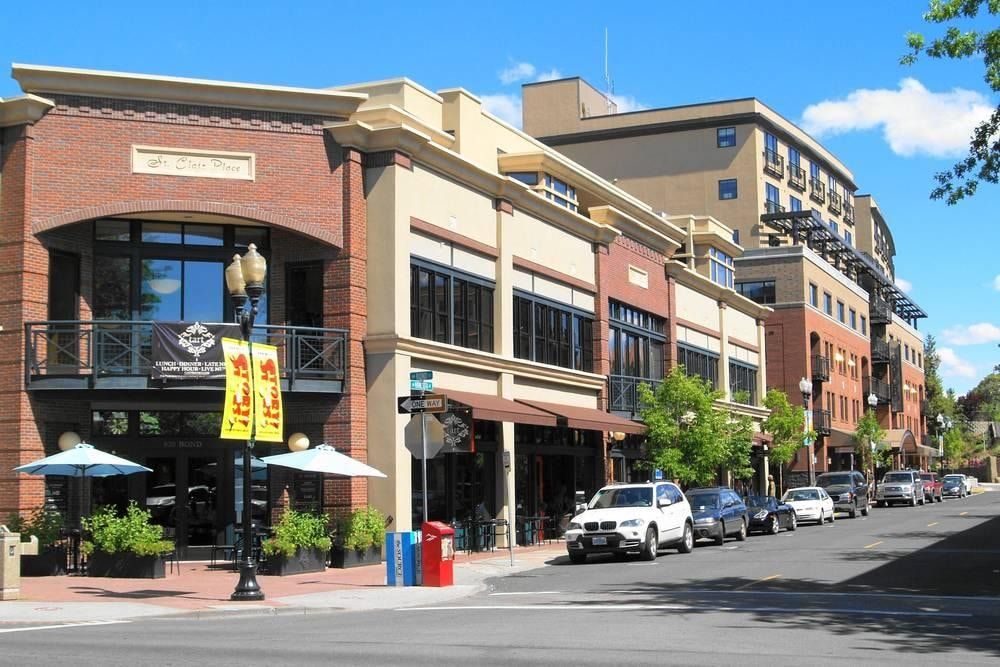Downtown Bend Restaurants